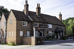 The Plough Inn (Terrycym) Tags: hampshire pamber england littlelondon theploughinn pub warhorse arthur fujifilmxe3 xf27mmf28 bar