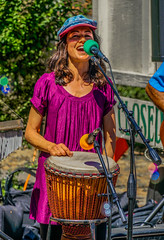 2018 Street Fair--DSC09841--Port Orford, OR (Lance & Cromwell back from a Road Trip) Tags: streetfair2018 portorford currycounty oregon portorfordheads music entertainment sony sonyalpha emount a7ii 24240mm fe24240mm 24240mmlens event