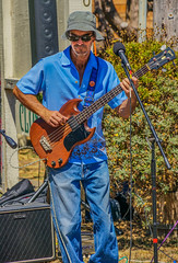 2018 Street Fair--DSC09817--Port Orford, OR (Lance & Cromwell back from a Road Trip) Tags: streetfair2018 portorford currycounty oregon portorfordheads music entertainment sony sonyalpha emount a7ii 24240mm fe24240mm 24240mmlens event