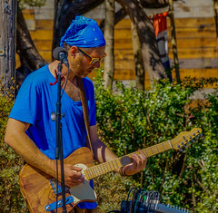 2018 Street Fair--DSC8082--Port Orford, OR (Lance & Cromwell back from a Road Trip) Tags: streetfair2018 portorford currycounty oregon portorfordheads music entertainment sony sonyalpha emount a7ii 24240mm fe24240mm 24240mmlens event