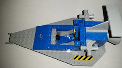 CS One Man Craft Cockpit (Constender) Tags: lego moc classic space spaceship fighter craft