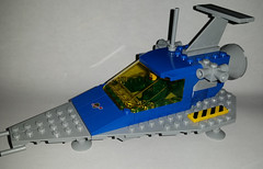 CS One Man Craft (Constender) Tags: lego moc classic space spaceship fighter craft