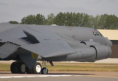 B-52 (Graham Paul Spicer) Tags: boeing b52 stratofortress bomber warplane military stike usaf jet aircraft plane flying aviation riat airtattoo tattoo ffd fairford raffairford airfield display airshow uk