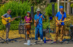 2018 Street Fair--DSC09828--Port Orford, OR (Lance & Cromwell back from a Road Trip) Tags: streetfair2018 portorford currycounty oregon portorfordheads music entertainment sony sonyalpha emount a7ii 24240mm fe24240mm 24240mmlens event