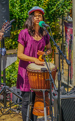 2018 Street Fair--DSC09819--Port Orford, OR (Lance & Cromwell back from a Road Trip) Tags: streetfair2018 portorford currycounty oregon portorfordheads music entertainment sony sonyalpha emount a7ii 24240mm fe24240mm 24240mmlens event