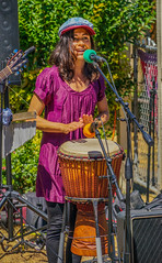 2018 Street Fair--DSC09818--Port Orford, OR (Lance & Cromwell back from a Road Trip) Tags: streetfair2018 portorford currycounty oregon portorfordheads music entertainment sony sonyalpha emount a7ii 24240mm fe24240mm 24240mmlens event