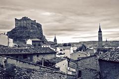 Calatayud (MaRuXa fotografía) Tags: maruxa canon españa zaragoza calatayud aragon castillo mudejar tejados