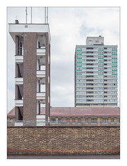 The Built Environment, East London, England. (Joseph O'Malley64) Tags: