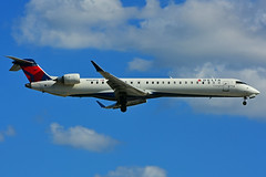 N304PQ (Delta Conn. - Endreavor Air) (Steelhead 2010) Tags: deltaairlines deltaconnection endeavorair bombardier crj900 crj yyz nreg n304pq
