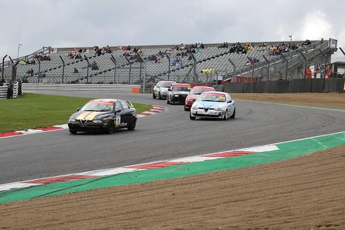 Alfa Romeo Championship - Festival Italia Brands Hatch 2019