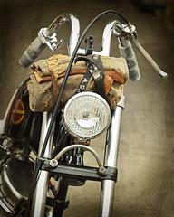 Rabbit Ears.. (Harleynik Rides Again.) Tags: chopper panhead bike harleydavidson rabbitears motorcycle harleynikridesagain