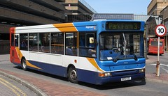 20190515 - 4735 - Stagecoach East (Peterborough) - Dennis Dart - No 34426 - Route 3 - Queensgate Bus Station - Peterborough (Paul A Weston) Tags: 34426 stagecoach stagecoacheast dennisdartslf route3 peterborough queensgatebusstation