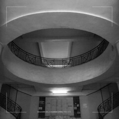 Curve/منحنى/Courbe N°360 (A_TAIBI) Tags: oran algeria algérie curve curves courbe courbes hall vestibule escaliers stairs architecture