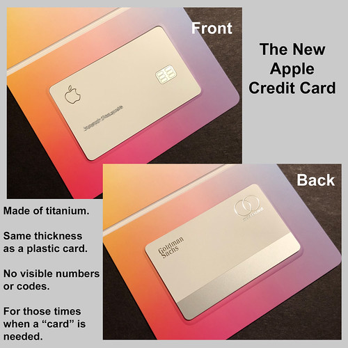 Apple Credit Card image