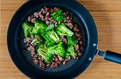 019.08.19 Primal Ground Beef and Broccoli, Washington, DC USA 231 25201