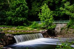 Rock Creek (lucylsmui) Tags: washington dc rockcreekpark nature water longexposure neutraldensity filter spring