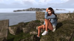 Relaxation (riverboucher) Tags: sl secondlife firestorm catwa maitreya pinkfuel code5 rkkn endless virtual stealthic