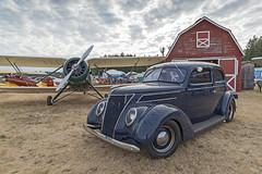 Vintage Ford (vtom61) Tags: ford arlington vintage washingtonstate 2019 nikon1835mm arlingtonflyin nikkor1835mm nikond800e
