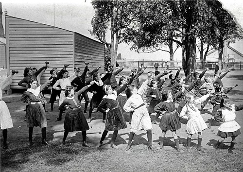 Springwood Public School, Dumbell Exercises