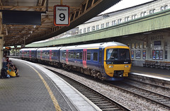 First GWR - 166207 - Bristol Temple Meads (Transport Tim) Tags: fgw firstgreatwesternrailway greatwesternrailway