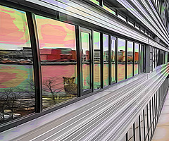 River Window (Rusty Russ) Tags: spaulding rehab boston reflection window river owl perspective colorful day digital flickr country bright happy colour scenic america world sunset sky red nature blue white tree green art light sun cloud park landscape summer old new photoshop google bing yahoo stumbleupon getty national geographic creative composite manipulation hue pinterest blog twitter comons wiki pixel artistic topaz filter on1 sunshine image reddit tinder russ seidel facebook timber unique unusual fascinating