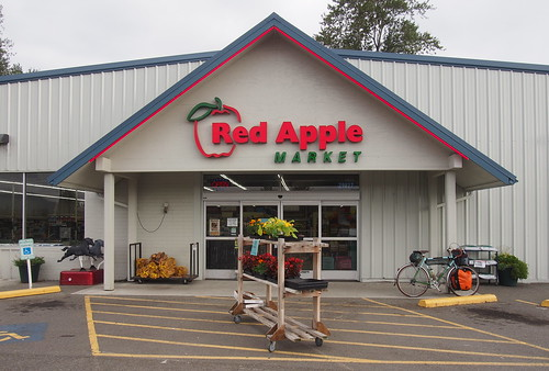 Sultan Red Apple Market