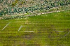 Sprinklers (Seth J Dewey Photo) Tags: hollis mavic2pro newengland newhampshire sethjdeweyphotography aerial countryside drone farmland rural summer