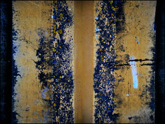 0030033 (onesecbeforethedub) Tags: vilem flusser technical images onesecbeforetheend onesecbeforethedub onesecaftertheend photoshop multiple exposure collage malta edinburgh contemporaryart streamofconsciousness details diptych rust decay industrial anthropomorphism anthropocene