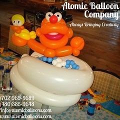 """""""Too Cute Tuesday"""" ...you're the one! 🎶 Thanks to Sean Rogers @inspiredballoons for having us out for a sensational Sesame Street event! 🎈💖 #lasvegasballoonartist #bertandernie #balloons   Atomic Balloon Company brings World (Atomicballooncompany) Tags: partyentertainer lasvegasballoonartist vegas balloons sesamestreet lasvegasstrip birthdayballoons balloondecor lasvegas vegasbaby bertandernie partyballoons partyentertainment balloonart lasvegaslocals partylasvegas vegaslocal balloonartist lasvegasballoonart champion themeparty"""