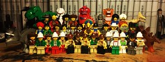 The Greatest Adventure of All (Doctor Allo) Tags: lego adventurers orient expedition jungle egypt dino island johnny thunder professor kilroy pippin reed lord sam sinister