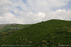 Sićevo Gorge (srkirad) Tags: travel sićevo gorge serbia srbija klisura wood forest trees foliage clouds sky rocks outside nature