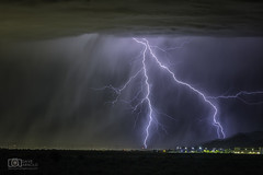 Night symphony (Dave Arnold Photo) Tags: nm nmex newmex newmexico loslunas manzano riogrande valley lightning lightening desert storm stormy thunderstorm thunder image pic us usa picture severe photo photograph photography photographer davearnold davearnoldphotocom night scenic cloud rural party summer badweather top wet canon 5d mkiii 100400mm huge big valenciacounty landscape nature monsoon outdoor weather rain rayos cloudy sky cloudburst raincolumn rainshaft season mountains southwest monsoons strike albuquerque abq