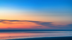 (zooTowngoatBoy) Tags: sunset sky beach water clouds oregon coast sand pacificocean tranquil anothersunset