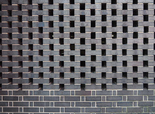 decorative brickwork