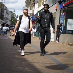 Mare Street, Hackney (London Less Travelled) Tags: uk unitedkingdom britain england london eastlondon bethnalgreen towerhamlets city urban street hackney marestreet people