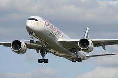 ET-AVE Airbus A350-941 EGLL 20-08-19 (MarkP51) Tags: etave airbus a350941 a350 ethiopianairlines et eth london heathrow airport lhr egll england airliner aircraft airplane plane image markp51 nikon d500 nikonafp70300fx