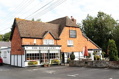 The Man of Kent East Peckham Kent UK (davidseall) Tags: the man kent pub pubs inn tavern bar public house houses east peckham uk gb british english free