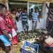 Faltita Fish Market at Bagerhat, Bangladesh. Photo by Noor Alam