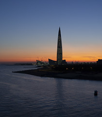 Sunset (Alexx053) Tags: summilux25mmf14 em10iii olympus saintpetersburg russia water sky sunset