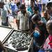 Dumuria fish market at Khulna, Bangladesh. Photo by Noor Alam
