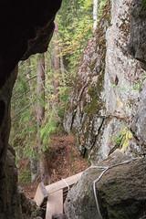 вид из пещеры (snd2312) Tags: finland suomi summer nature luonto kesä outdoors