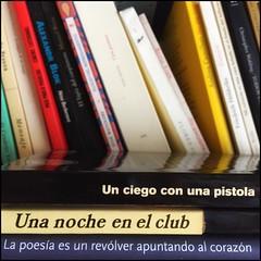 """HAIKU DE ESTANTERÍA CCV """"EL MODERNO CUPIDO"""" #haikusdestanteria PARA LA CONTRAPORTADA DE LA NUEVA CRÓNICA 21.8.19 (juanluisgx) Tags: haikusdestanteria leon spain book libro haiku estanteria haikusdeestanteria poema poem poetry poesia bookshelf lanuevacronica retablodeartistasleoneses contraportada"""