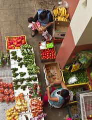 Hygiene (klauslang99) Tags: klauslang streetphotography hygiene market cuenca mother baby ecuador