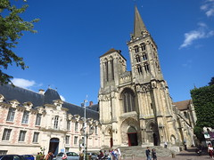 eutmp054cathedral (invisiblecompany) Tags: 2019 travel france lisieux church religion catholic