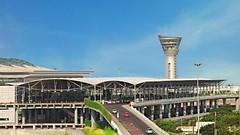 Hyderabad Airport (pingavinashyadav) Tags: hottopic india latestnews latest ohmyindia hyderabad airport international riyadh news currentaffairs