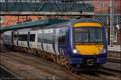 Northern 170476 (Mike McNiven) Tags: arriva railnorth northern turbostar bridlington hull doncaster sheffield eastcoast mainline bombarider scotrail
