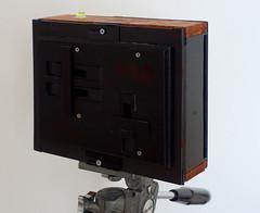 5x7 pinhole camera (wheehamx) Tags: film holder 5x7 paper negative pinhole ultra wide camera