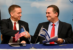 USAID Administrator Mark Green visit to Israel, Aug. 2019