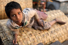 Bangladesh, street boy at Sadarghat in Dhaka (Dietmar Temps) Tags: abandoned asia bangladesh boy child culture developingcountry dhaka homelessness human humanity kid loneliness male orphan outdoor people person poor poverty streetchildren streetkids streetyouth young