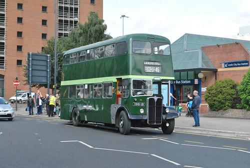 Leeds City Transport 916 3916UB Bus Photo